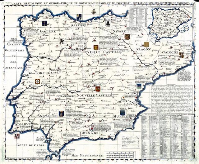 Sonseca en el mapa unificado del xviii - Foro de sonseca ...