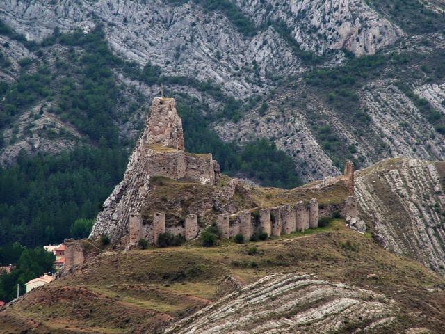 Castillo de Aliaga