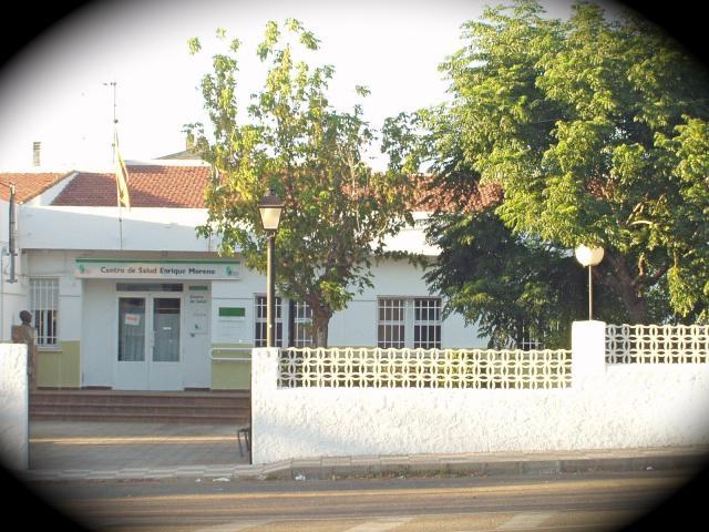Centro de salud for Centro de salud ciudad jardin badajoz