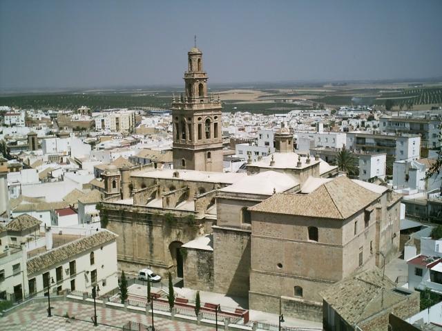 Vista iglesia san miguel - Fotos de moron de la frontera ...
