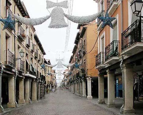 Luces de navidad for Ciudad 10 alcala de henares