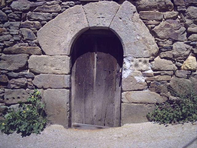 Puerta antigua for Puertas para casas antiguas