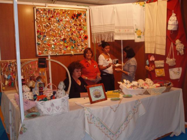 Trabajos en la asociaci�n de Mujeres Maria Gil