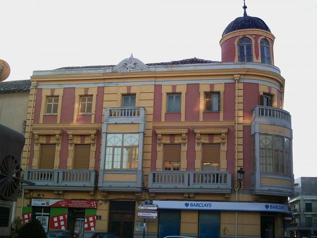 Plaza miguel echegaray for Piscina quintanar de la orden