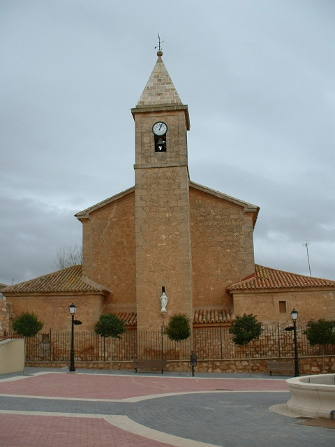 Iglesia de petrola ptrola - Paginas amarillas albacete ...