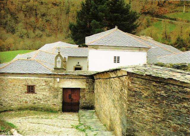 Casa de la pruida - Casa pedro santa eulalia de oscos ...