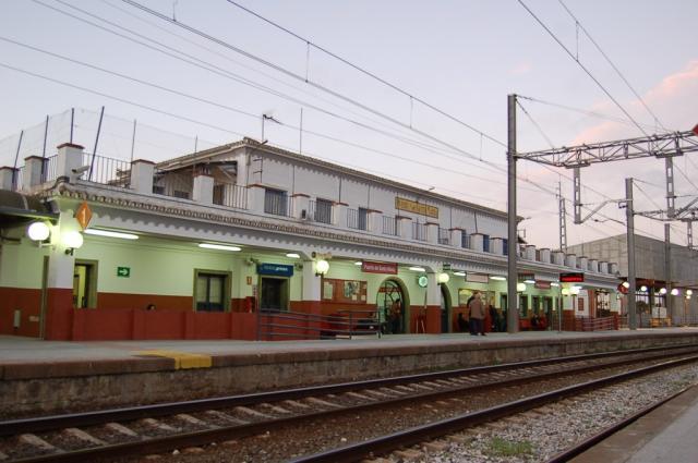 Estacion de tren el puerto de santa mar a - Estacion de tren puerto de santa maria ...