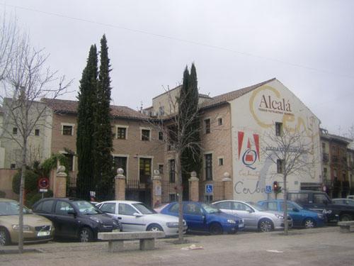 Casa tap n alcal de henares - Casas regionales alcala de henares ...