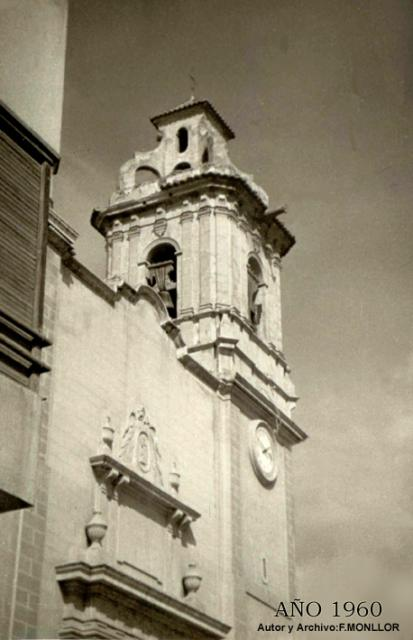 Torre original de la iglesia - Temperatura en san vicente del raspeig ...