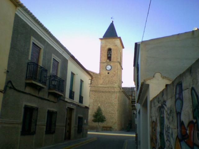 Iglesia alpera torre - Paginas amarillas albacete ...