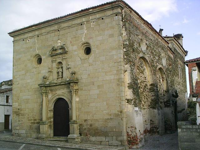 Iglesia de san pedro de alc ntara alc ntara - Habitantes san pedro de alcantara ...