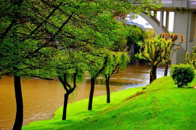 Parque fluvial - El tiempo en sant quirze ...