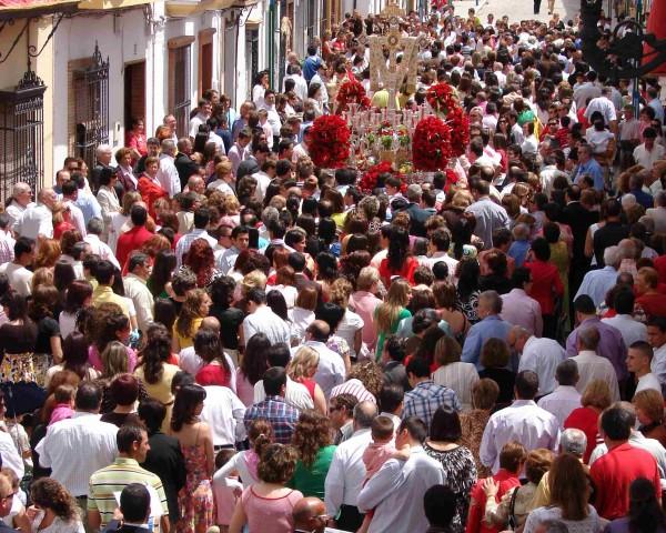 Cruz de la Calle Sevilla