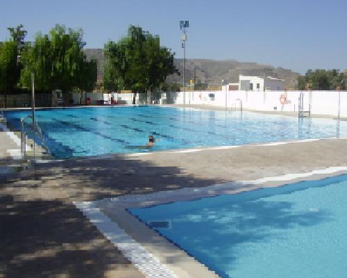 Qu bonita piscina 2 almargen for Piscina inacua malaga