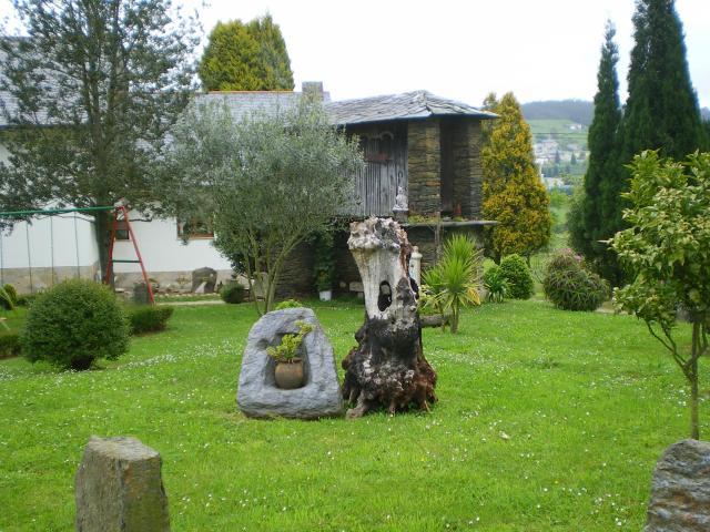 Anleo arts and crafts - Jardines de casas pequenas ...