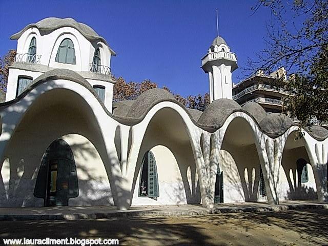 Mas a freixa fachada sur terrassa - Masias en terrassa ...