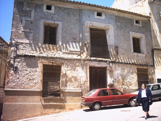 Casa melchor macanaz - Casas en hellin ...