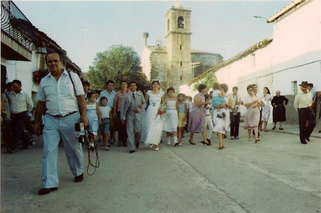 Villa del campo una boda for Villas del campo