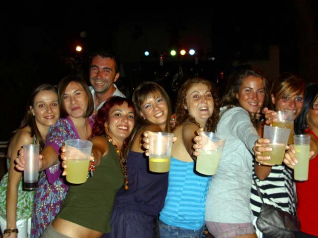 Toro tour fiesta en la piscina de barajas for Piscina barajas