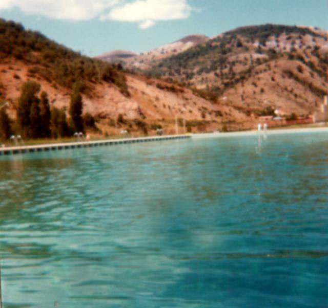 La piscina en agosto de 1975 cistierna for Piscina 7 de agosto