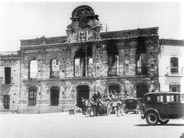 Ayuntamiento En La Guerra Civil