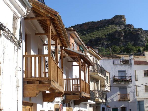 Balcones de madera 01 la plaza - Balcones de madera ...