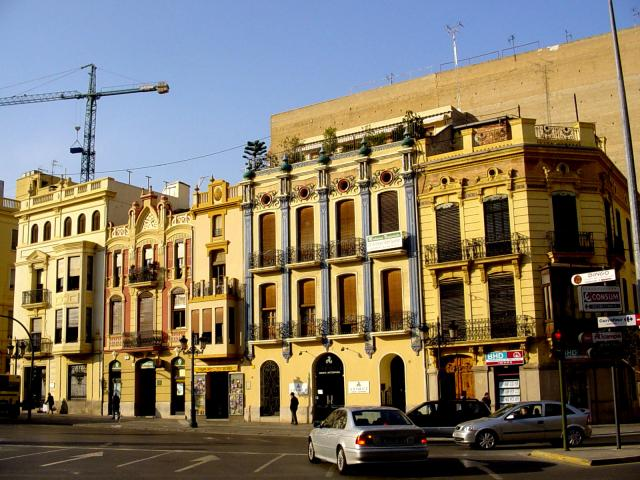 Casas modernistas - Muebles en castellon dela plana ...