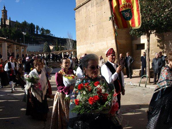 SANTA AGUEDA ESCATRON 5-2-2010