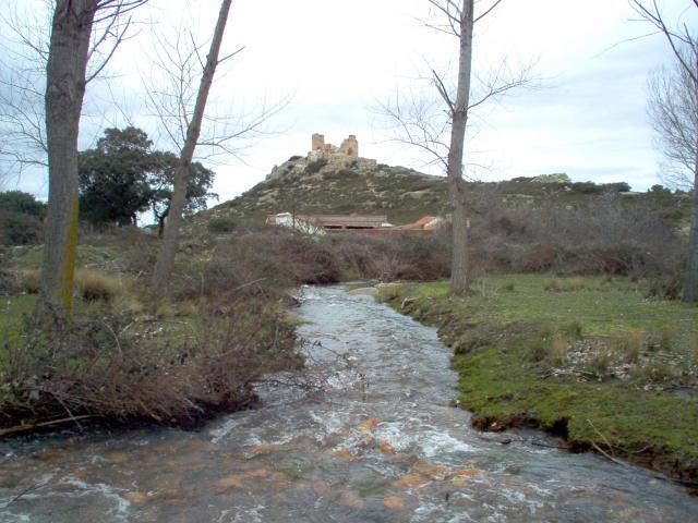 arroyo del castillo - Navahermosa