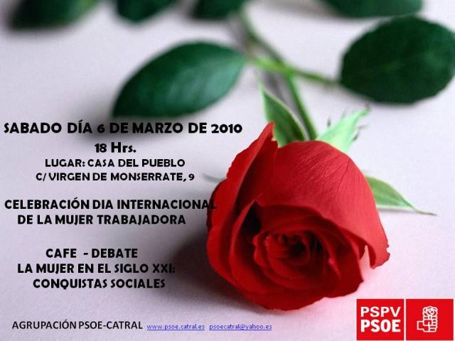 dia internacional mujer mensaje: