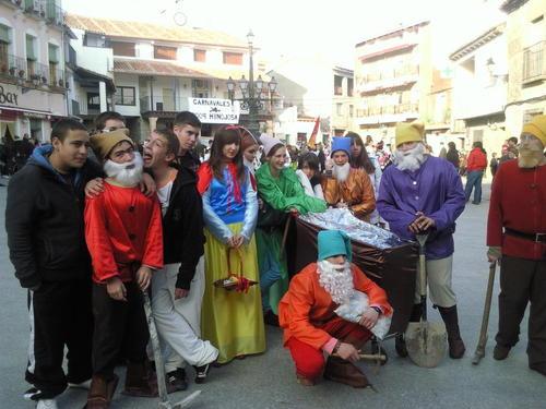 Carnavales 2008 Hinojosa De San Vicente