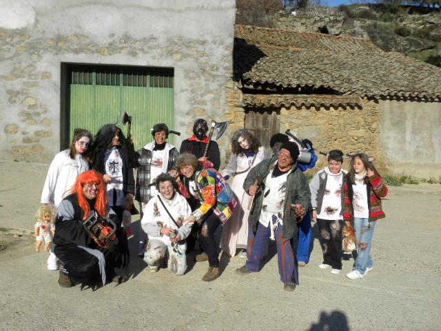 Carnavales 2010 Hinojosa De San Vicente