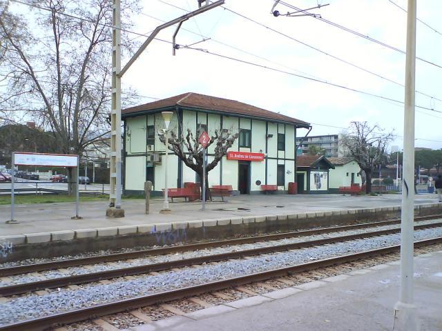 Estacion de tren - Tiempo llavaneres ...