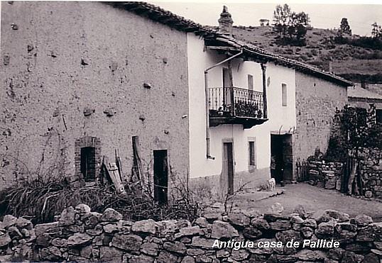 Antigua casa de labranza pallide - Casa de labranza ...