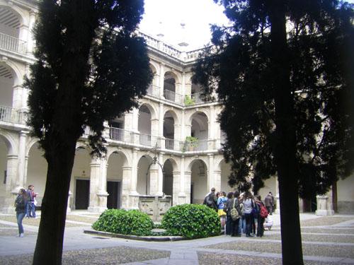 Alcal� de Henares.