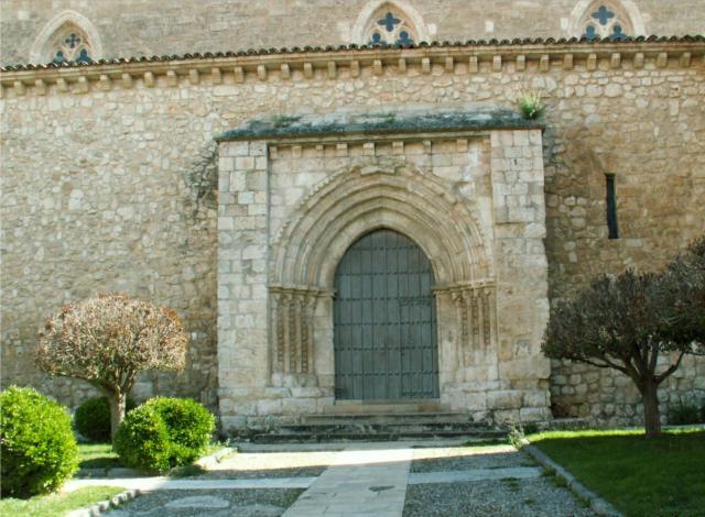 lateral de iglesia san Felipe