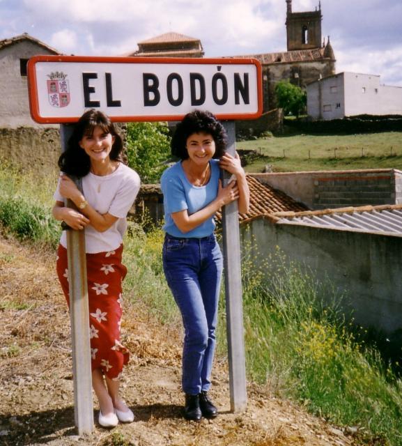 Dos hermanas de vacaciones en el bodon el bod n - El tiempo dos hermanas aemet ...