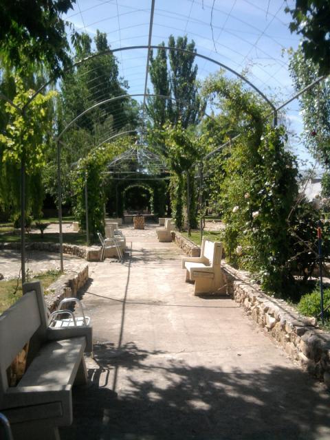 Jard n residencia ancianos guadix - Residencia los jardines granada ...
