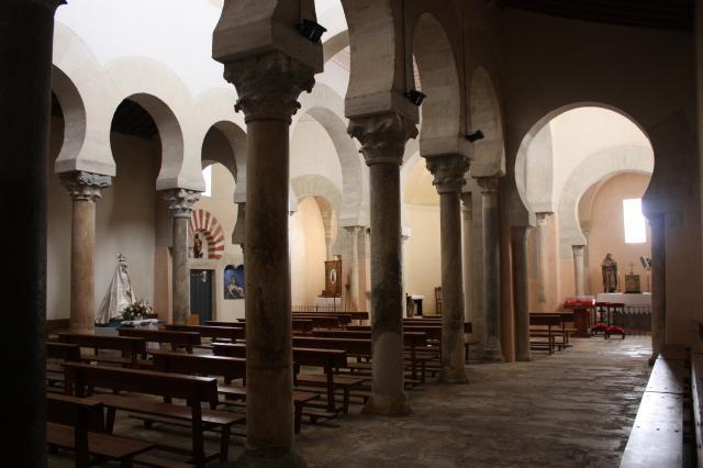 Iglesia de San Cebrian de Mazote