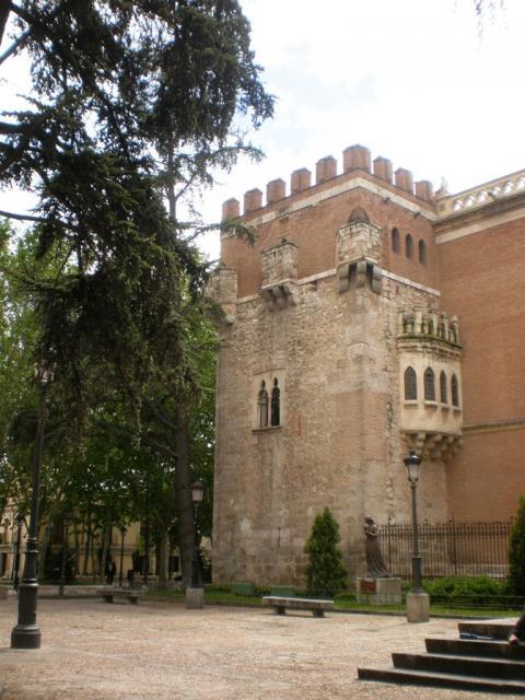 El arzobispado for Ciudad 10 alcala de henares