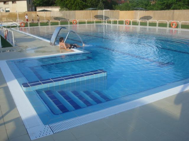 Nueva piscina for Piscina nueva jarilla