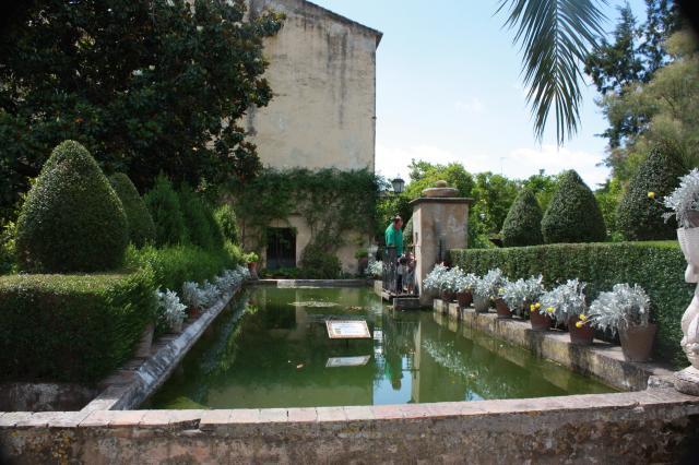 Estanque jardines de bornos for Fotos de estanques de jardin