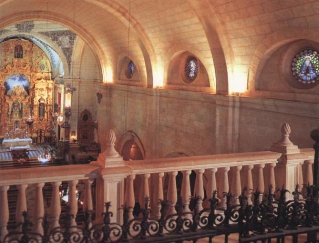 Interior de la iglesia de consolaci n alcal la real - Muebles penalver alcala la real ...
