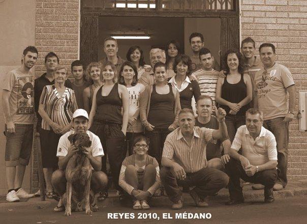 Familia de D.Florentino De Diego Perez