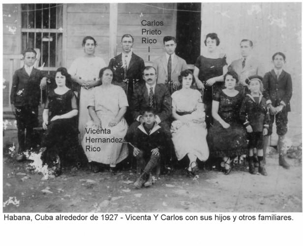 Familia Oriunda De Villarino De Los Aires Cuba Villarino De Los