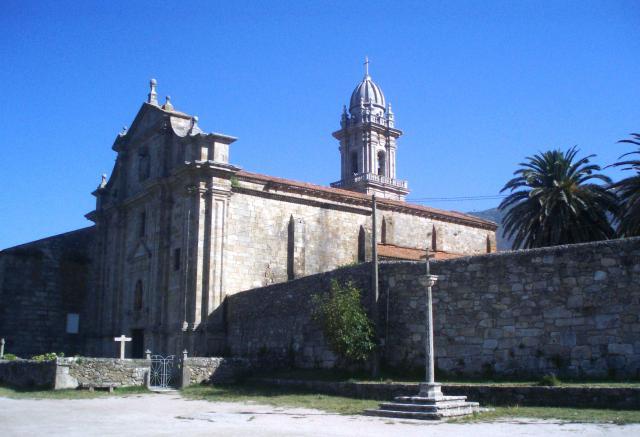 Monasterio de Sta. M�  de Oia