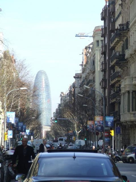 Pijotevisto desde la calle caspe - Calle casp barcelona ...