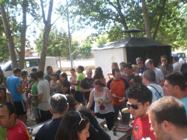 Comida fiestas 2010