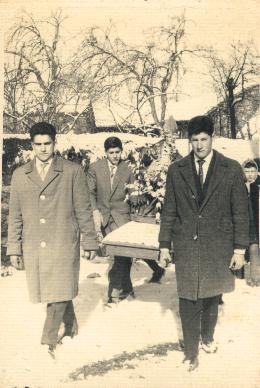 Procesión de San Blas, 1964