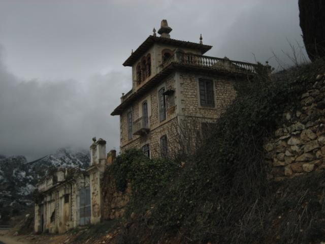 Casa antigua en la carretera de los villares - Tiempo los villares jaen ...